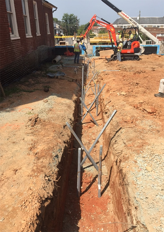 New Construction Foundations