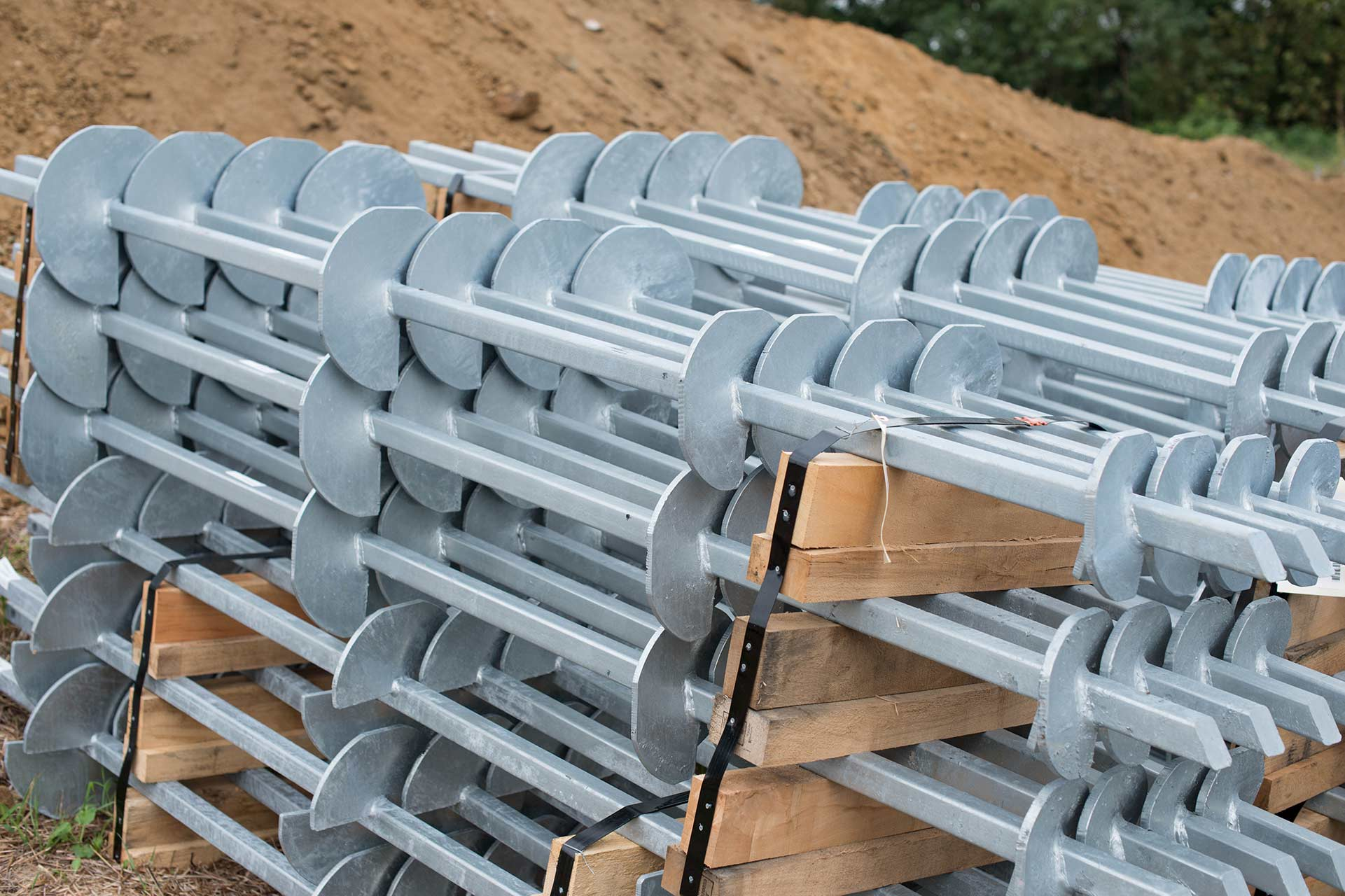 Helical Piles/Piers